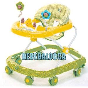 catálogo de andador bebe fisioterapia
