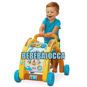catálogo de andador bebe fravega