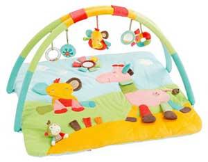 lo más top de alfombra de actividades para bebes