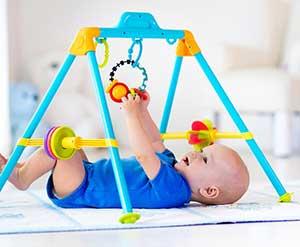 catálogo de alfombra de puzzle para bebes