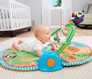 lo mejor en alfombra foam para bebes