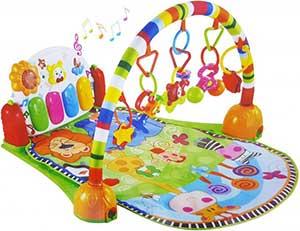 lo mejor en manta de actividades para bebes