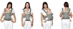 lo mejor en portabebes prenatal