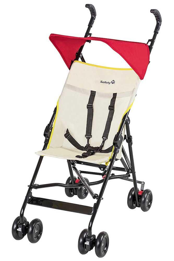 catálogo de sillas de paseo reversibles