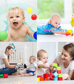 catálogo de juguetes para bebes que empiezan a caminar