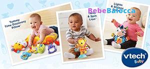 lo más top de juguetes para bebés robots