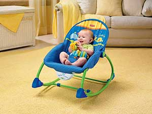 lo más top de sillas mecedoras musical para bebés