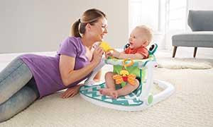 lo mejor en sillas mecedoras a pilas para bebes