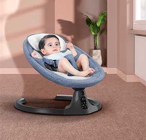 catálogo de accesorios de sillas mecedoras para bebes