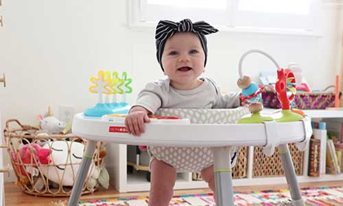 centro de actividad para bebes