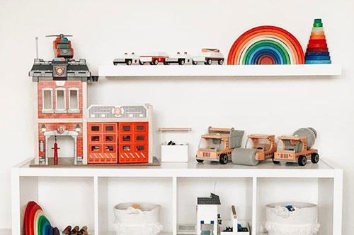 los mejores juguetes de madera para bebes